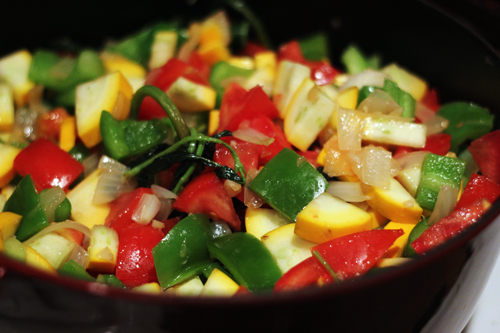 Day Detox: Day 4 + Alice Waters' Ratatouille - bites out of life
