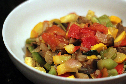 7-Day Detox: Day 4 + Alice Waters' Ratatouille - bites out ...