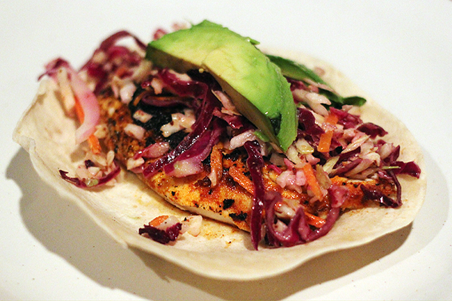 Blackened Fish Tacos - bites out of life