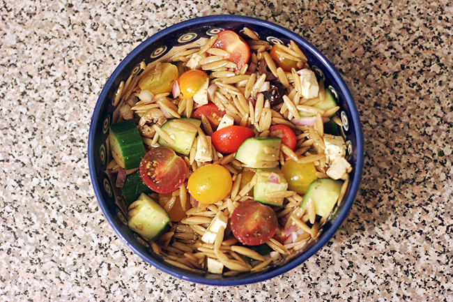 greek orzo salad 3