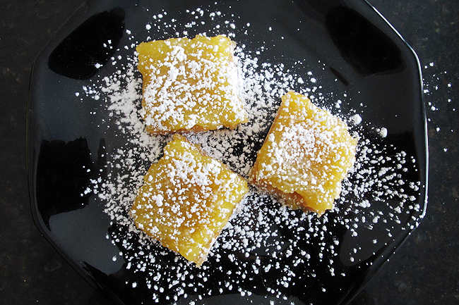 lemon bars 5